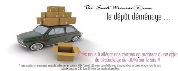 nom d'une couture bon plan réduction the sweet mercerie