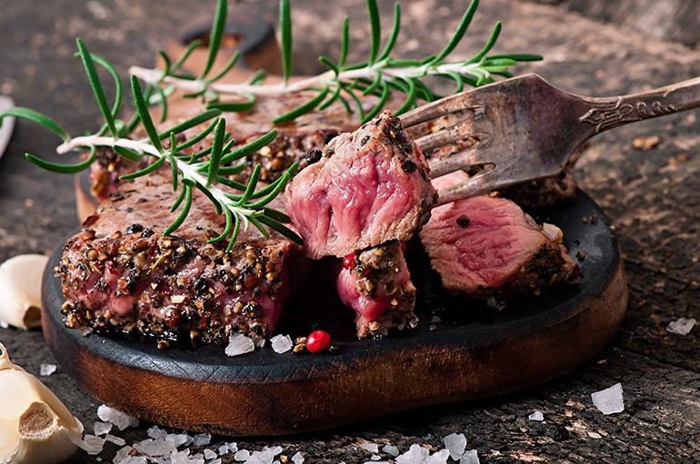steak-medium-rare