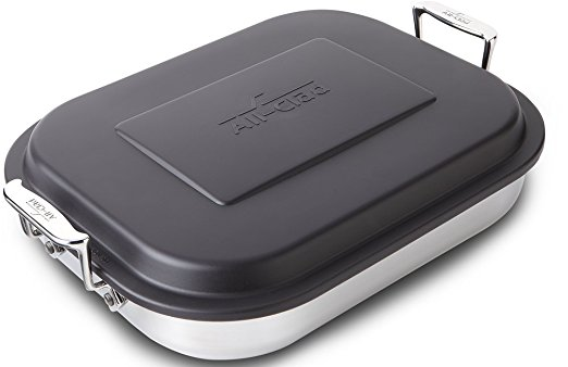 All-Clad 59946 Stainless Steel Lasagna Pan with Lid