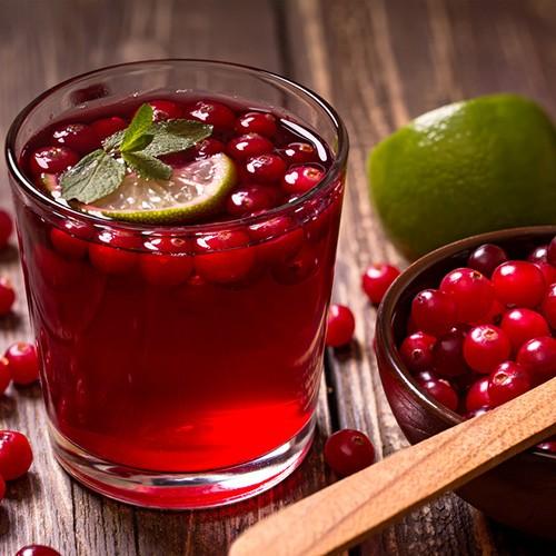 3.Cranberry Juice
