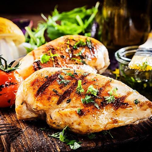3.Chicken