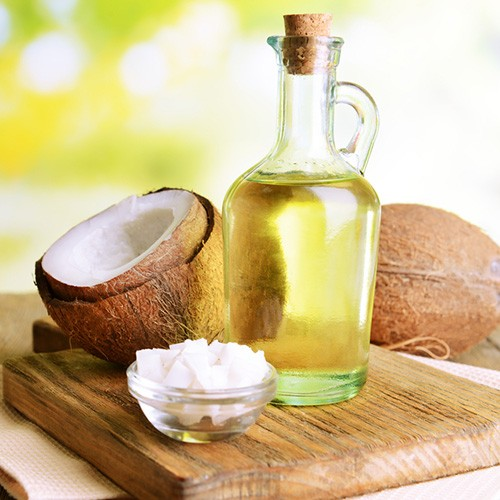 1.Coconut Oil