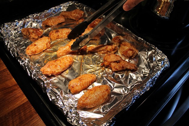 Reheat Wings By Using an Oven