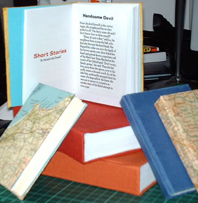 Diy book binding paperback poemsrom here s how my books look in hardcover do it yourself book press solutioingenieria Choice Image