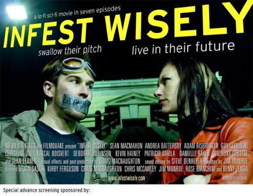 Infest Wisely Movie Poster