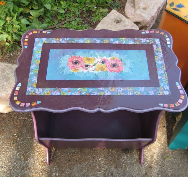 חידוש רהיטים - שידות מעוצבות