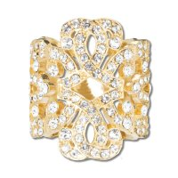 Gold Bridal Napkin Ring