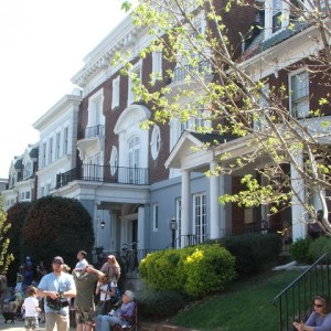 Easter Parade In Historic Richmond
