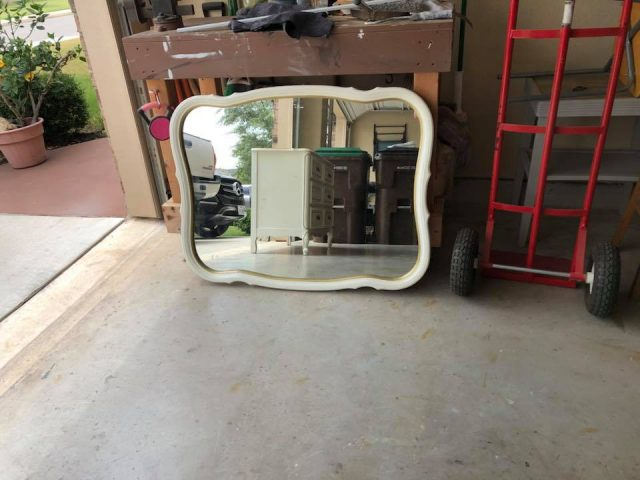 Goodwill Dresser Mirror