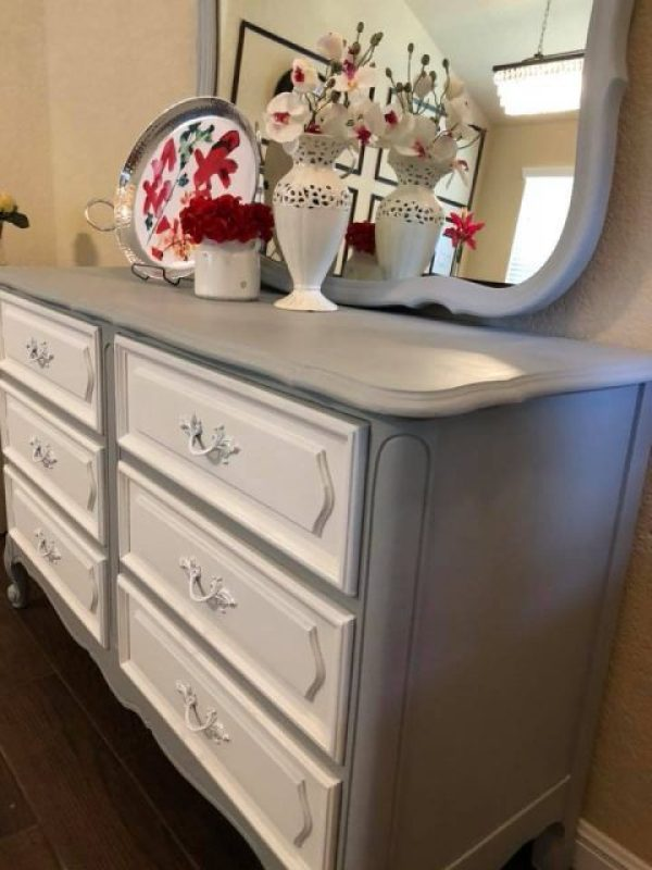 Goodwill Dresser with mirror