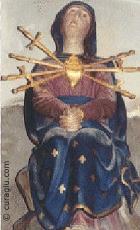 Notre Dame Des 7 Douleurs : notre, douleurs, Notre-Dame, Douleurs