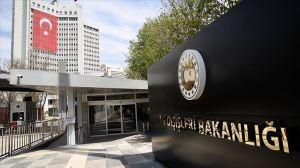 Αγκυρα.  Η εμμονή του Συμβουλίου Ασφαλείας του ΟΗΕ με μια διμερή ομοσπονδία είναι απαράδεκτη
