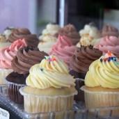 Diverse Cupcakes