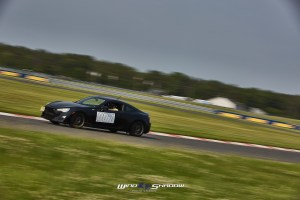 Scion FRS on racetrack windshadow studios
