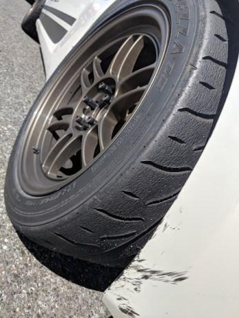 trackday tire subaru brz re71r