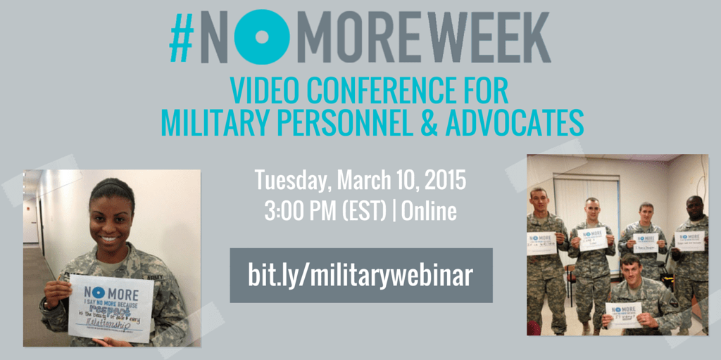 Free Online Webinar for Military Advocates