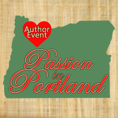 Passion in Portland Author Event