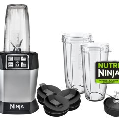 Ninja Kitchen System Pulse Bl201 Hansgrohe Metro E High Arc Faucet Nutri 1000 Vs Nutribullet 900 Myideasbedroom