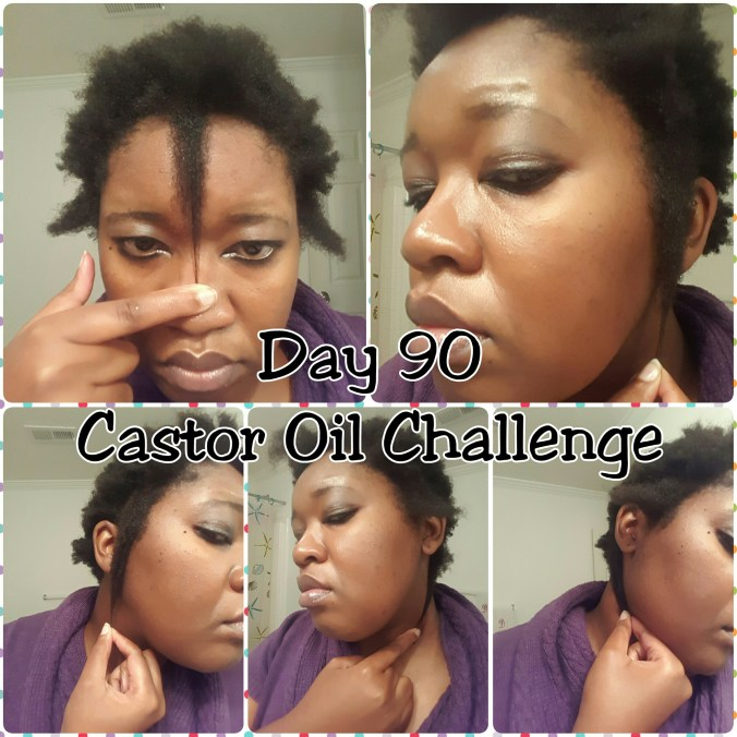 90 Day Castor Oil Challenge Results No More Ugly Hair