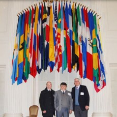 Visit to the Organization of American States