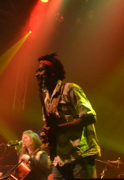 Niwel Tsumbu - DFF April 2014