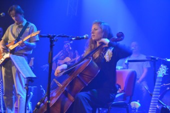 Vyvienne Long at the Button Factory