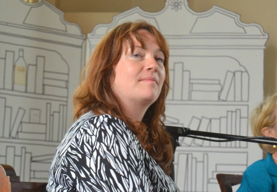 Eimear McBride at Borris Festival