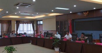 Rakor DPRD Kukar bersama OPD terkait dilingkungan Pemda Kutai Kartanegara (Ist)