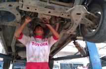 OPEN Toyota