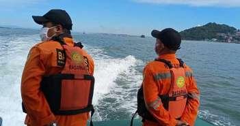 Kapal Nelayan Tenggelam di Teluk Balikpapan, 1 Orang Dalam Pencarian