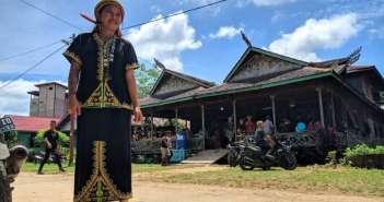 Melihat Ritual Laliq Ugal di Kampung Tukul
