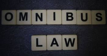 omnibus law uu cipta kerja