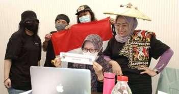 Disway Kaltim dan Tiga Jurnalis Ambil Bagian dalam ASEAN Virtual Hunt