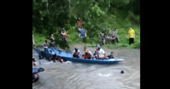 Bocah Tewas Tenggelam Saat Berenang Bersama Rekannya di Sungai Karang Mumus