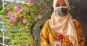 Resmi, Kukar Terapkan PPKM Selama Dua Pekan Kepala Dinas Kesehatan (Diskes) Kukar Martina Yulianti
