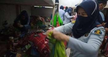 Lapas Perempuan Geledah Blok Tahanan