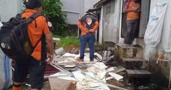 Ada Ledakan di Distro Samarinda Seberang, Tim Gegana Turun Tangan