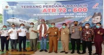 Penerbangan Komersial di Bandara Melalan Tersendat