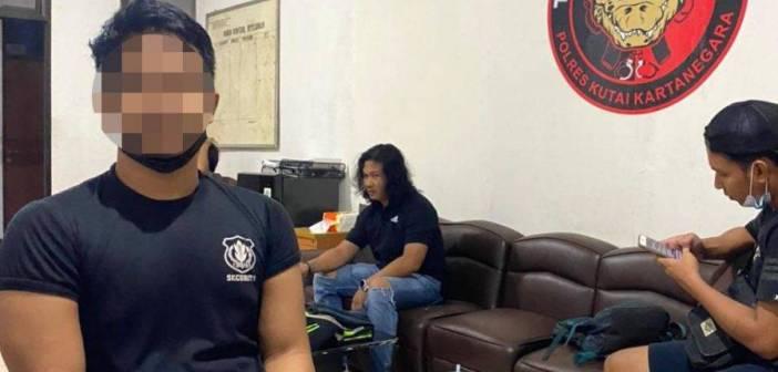 Saling Ejek, Rekan Kerja di Kukar Berujung Saling Tusuk