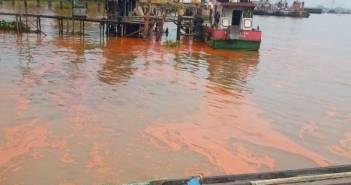 Kapal CPO Tenggelam di Sungai Mahakam, Nakhoda Jadi Tersangka