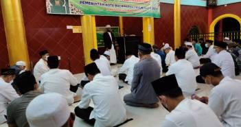 Safari Ramadan, Wawali Balikpapan Rahmad Mas'ud Ingatkan Protokol Kesehatan