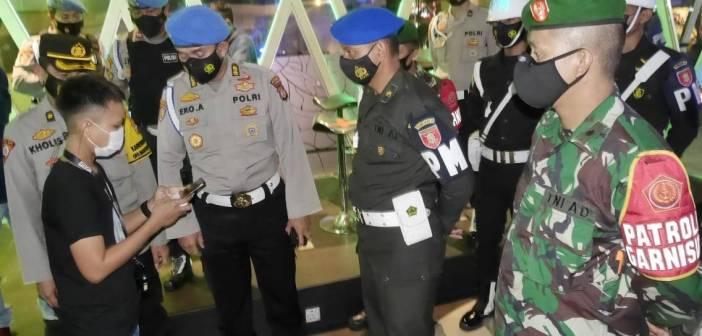 Aparat TNI-Polri Dilarang ke THM