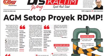 AGM Setop Proyek RDMP Lawe-Lawe!