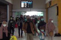 Hari Ini, Puncak Arus Balik di Bandara SAMS Sepinggan Balikpapan