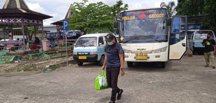 Penumpang Sepi, Bus Lintas Paser-PPU Diambang Merugi