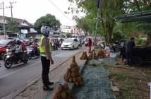 Pewarta Samarinda Diintimidasi Pedagang Durian saat Meliput Kemacetan