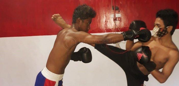 kick boxing berau
