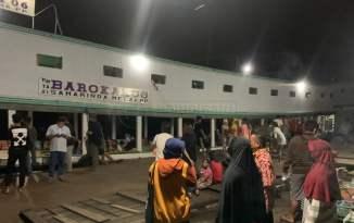 Larangan Mudik Berakhir, Penumpang Kapal Taksi Mahakam di Kubar Membludak