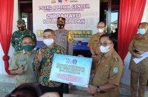 Dianggarkan Rp 2 Juta, Dana Operasional Satgas COVID-19 Tingkat RT di Balikpapan Cair Rp 750 Ribu