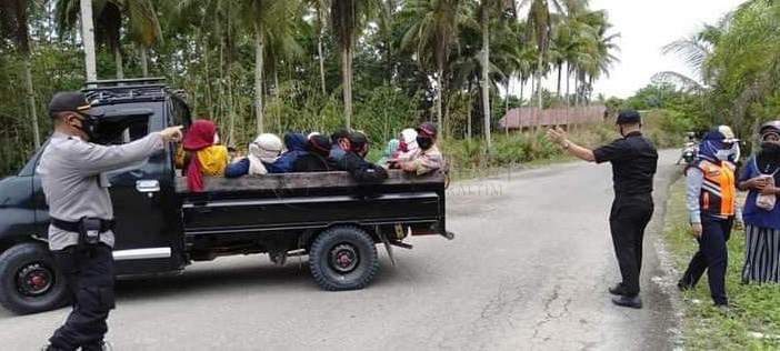 Wisata di PPU Ditutup, Pelancong Mengaku Tak Tahu